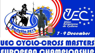 UEC announces European Masters Cyclo-Cross Championships