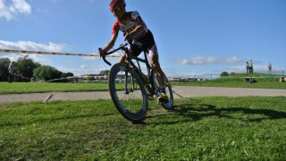 Wearmouth wins CXNE round three at Hetton