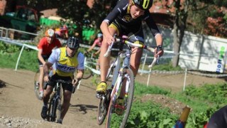 Cross: High five for Holmes in London League