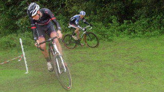Cross: Paton takes clear London League victory