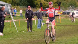 Cross: Tricker escapes bunch to win in Eastern