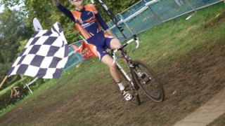Cross: Cox charges to victory at Misterton Hall