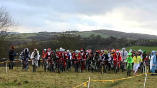 Cross: Santa comes to Yorkshire