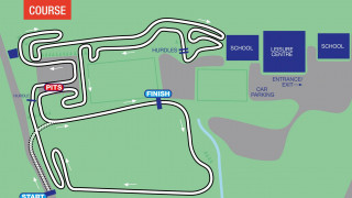 2013 British Cycling National Trophy Cyclo-Cross - Venue information - Round 1