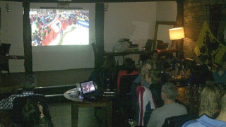 Cyclo-Cross Worlds Party