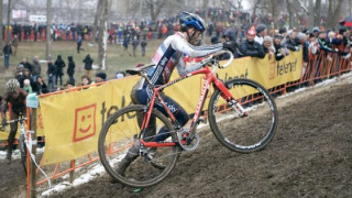 Ian Field eyes opportunity for 'big ride' at UCI Cyclo-cross World Championships