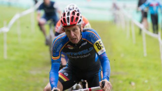 Dave McMullen wins UCI Cyclo-Cross Master World Championships