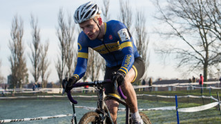 Great Britain's Ben Sumner prepared to dig deep at UCI Cyclo-cross World Championships