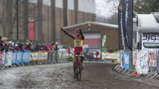 Field and Wyman win at British Cycling National Cyclo-cross Championships