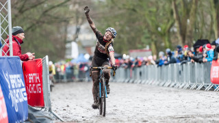 Ian Field and Evie Richards win in round five of National Trophy Series