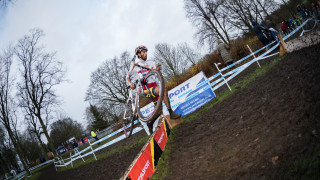 Ian Field aiming for maiden British Cycling National Trophy Cyclo-cross Series win in Derby