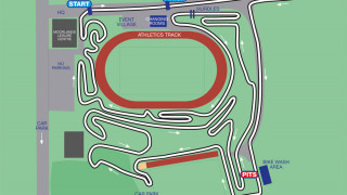 2014 British Cycling National Cyclo-cross Championships venue information