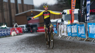 Grant Ferguson and Annie Last win in round six of British Cycling National Trophy Cyclo-cross Series