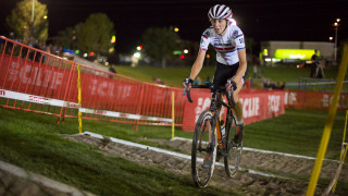 Wyman 14th in Vegas as UCI Cyclo-cross World Cup begins