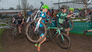 Reports from day one of the 2016 British Cycling Cyclo-cross Championships