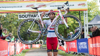 Ian Field and Hannah Payton win at opening round of British Cycling National Trophy Cyclo-cross Series