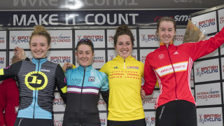 Payton and Field victorious in British Cycling National Trophy Series at Hetton Lyons