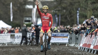 Brammeier and Field victorious at HSBC UK | National Cyclo-Cross Championships