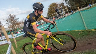 Pidcock takes second under-23 UCI Cyclo-cross World Cup win of the season