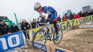 Pidcock guarantees 2017/18 Telenet UCI Cyclo-Cross World Cup U23 crown with Belgium victory