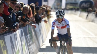 Anna Kay Claims European Cyclo-cross Silver