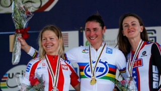 Dame Sarah Storey Takes Great Britain's first gold medal of the UCI Para-Cycling Road World Championships