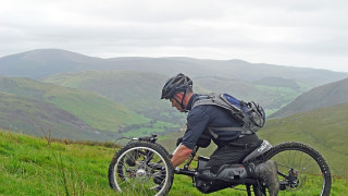 Apprentice 'Champion' required for Hand Bike Mountain Epic