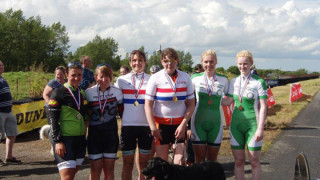 Report: British Paracycling circuit champions crowned at Darley Moor