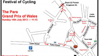Para Grand Prix of Wales added to Abergavenny Festival