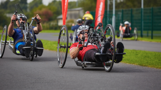 HSBC UK Disability Hubs for all-ability riders