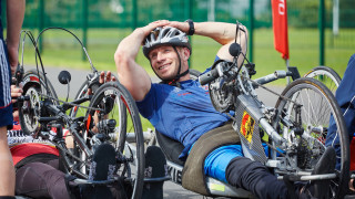 Scottish Cycling Disability Hub