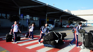Reports: GB Arrive in Italy