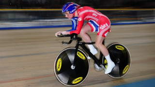 Sarah Storey on 2012 Para-Cycling Track World Championships preparations