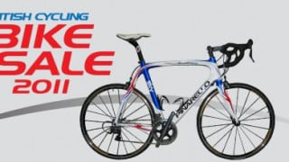 GB Cycling Team Bike Sale