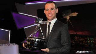 Mark Cavendish crowned BBC Sports Personality of the Year 2011