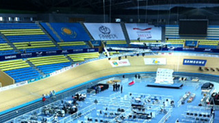 UCI Track World Cup – Astana – Day two