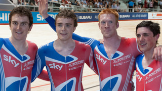 Geraint Thomas and Nicole Cooke named in Team GB Squad for London 2012