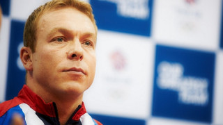 Sir Chris Hoy named as flagbearer for London 2012 opening ceremony