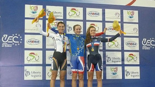 Successful first day for U23 and Junior athletes in Anadia