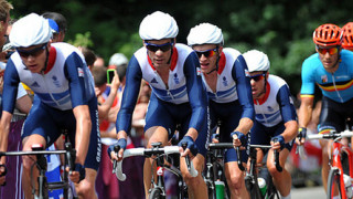 Brian's Olympic Blog - Day 2 - Men's Road Race
