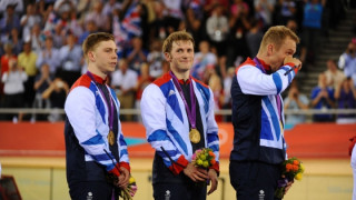 Brian's Olympic Blog - Day 7 - The velodrome erupts