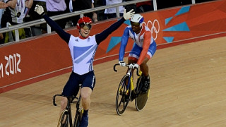 Kenny plots track sprint reign with Glasgow calling