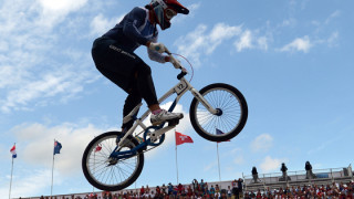 Fifth and twelfth for Reade and Phillips in Olympic BMX seeding