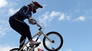 Shanaze Reade leads Great Britain line-up for Abbotsford UCI BMX Supercross