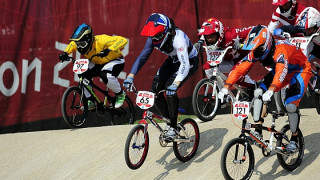 Heartbreak for Reade and Phillips in Olympic BMX finals