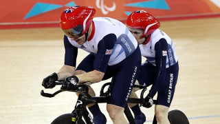 "Neil Fachie on bitter sweet tandem gold: ""It's not the way you want to win"""