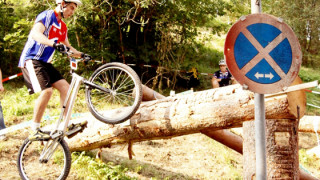 Carthy impresses in trials world championships debut