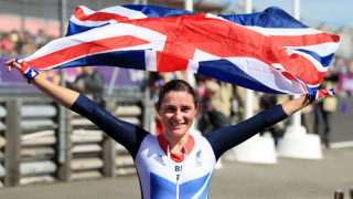 Sarah Storey makes it a perfect ten at the road time trial