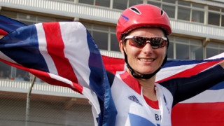 Sarah Storey wins 11th Paralympic gold medal with road race triumph