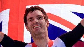 Great Britain's David Stone takes silver on day one